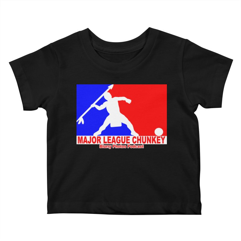 MLC Logo Kids Baby T-Shirt by Blurry Photos's Artist Shop