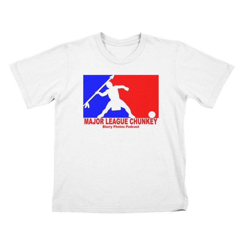 MLC Logo Kids T-Shirt by Blurry Photos's Artist Shop