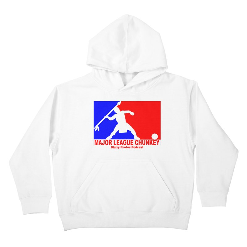 MLC Logo Kids Pullover Hoody by Blurry Photos's Artist Shop