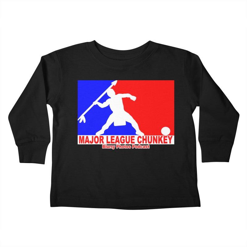 MLC Logo Kids Toddler Longsleeve T-Shirt by Blurry Photos's Artist Shop