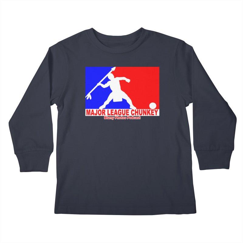 MLC Logo Kids Longsleeve T-Shirt by Blurry Photos's Artist Shop