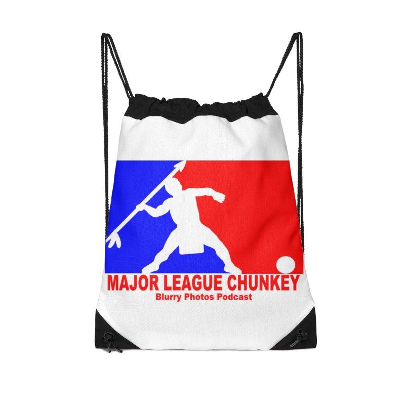 MLC Logo Accessories Bag by Blurry Photos's Artist Shop