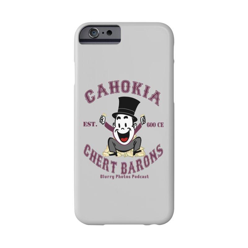 Cahokia Chert Barons Accessories Phone Case by Blurry Photos's Artist Shop