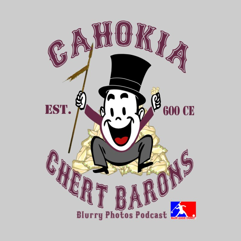 Cahokia Chert Barons Men's Longsleeve T-Shirt by Blurry Photos's Artist Shop