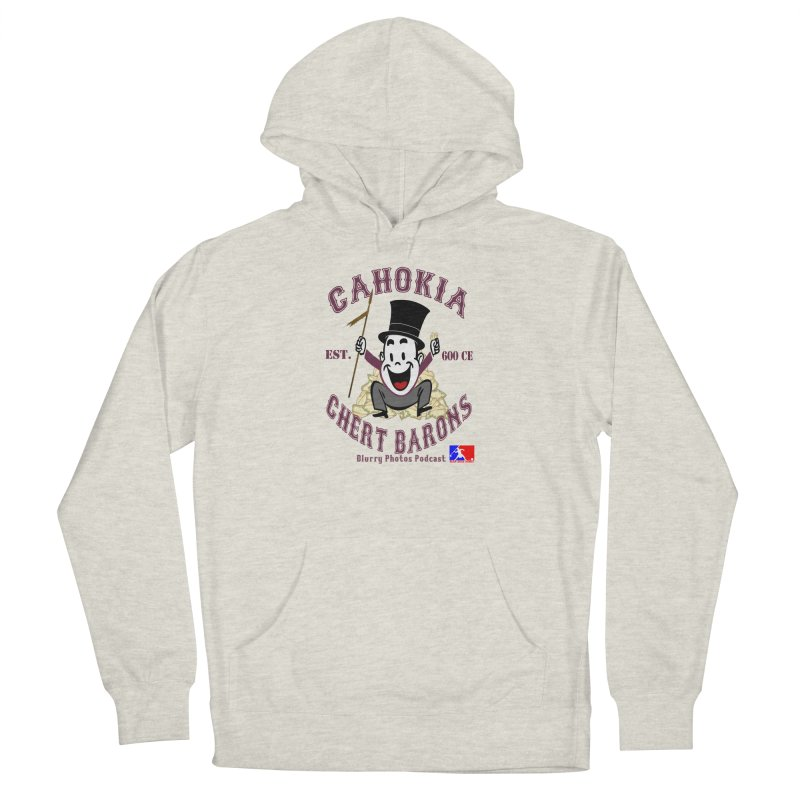 Cahokia Chert Barons Men's Pullover Hoody by Blurry Photos's Artist Shop