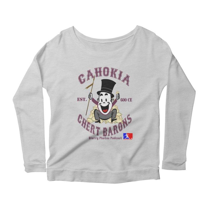 Cahokia Chert Barons Women's Longsleeve T-Shirt by Blurry Photos's Artist Shop