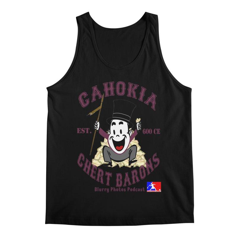 Cahokia Chert Barons Men's Regular Tank by Blurry Photos's Artist Shop