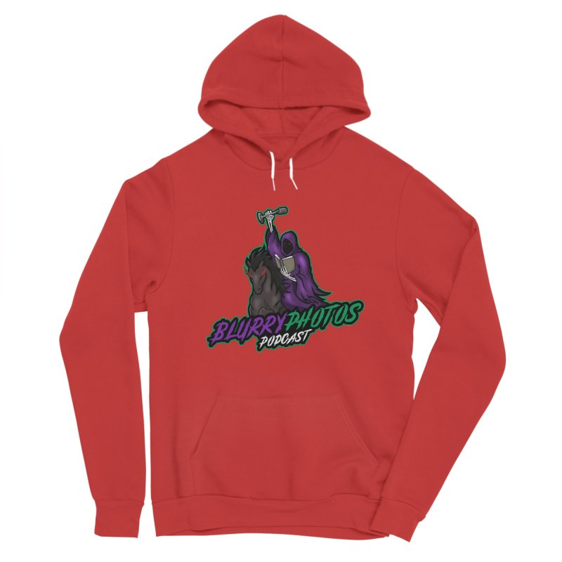 Horseman Logo Women's Pullover Hoody by Blurry Photos's Artist Shop