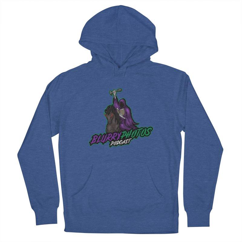 Horseman Logo Women's Pullover Hoody by Blurry Photos's Artist Shop