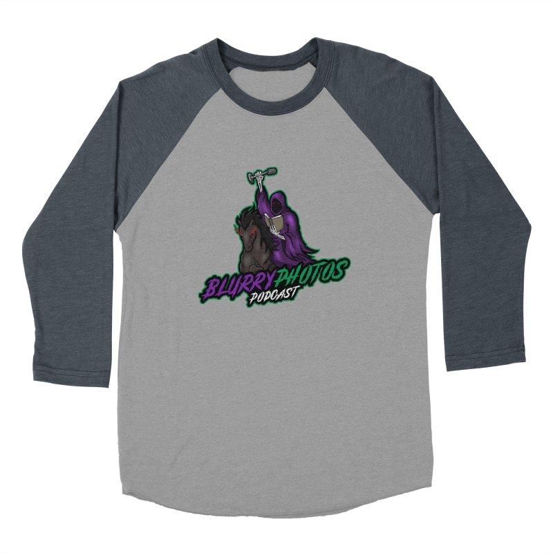 Horseman Logo Women's Longsleeve T-Shirt by Blurry Photos's Artist Shop