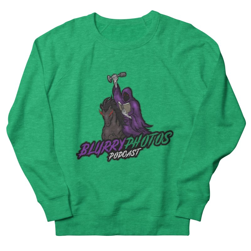 Horseman Logo Women's Sweatshirt by Blurry Photos's Artist Shop