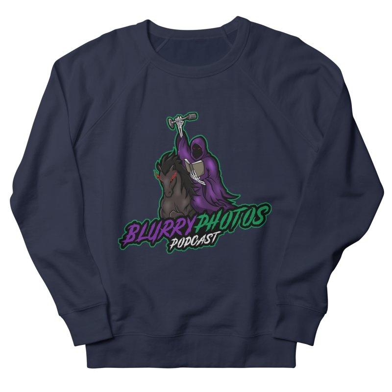 Horseman Logo Women's Sweatshirt by Blurry Photos's Artist Shop