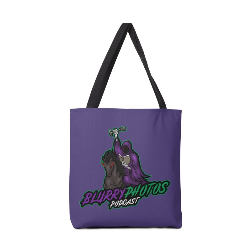 Horseman Logo Accessories Tote Bag Bag by Blurry Photos's Artist Shop