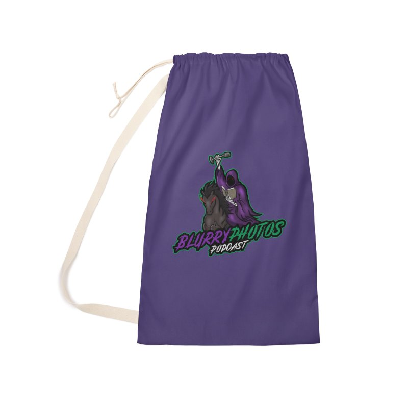 Horseman Logo Accessories Bag by Blurry Photos's Artist Shop