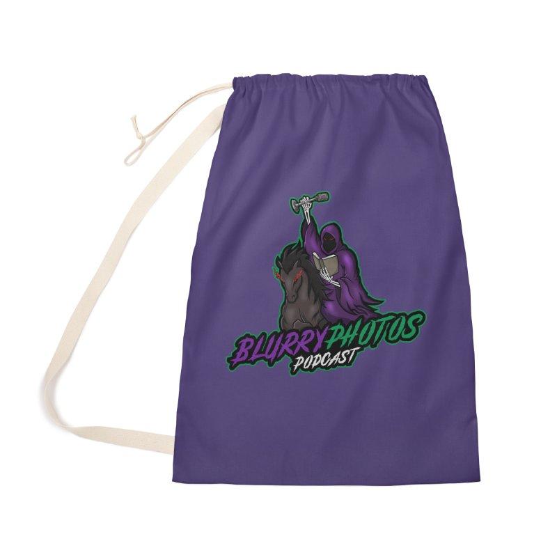 Horseman Logo Accessories Bag by Blurry Photos's Artist Shop