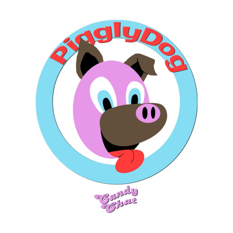 Piggly Dog Kids Baby T-Shirt by Blurry Photos's Artist Shop