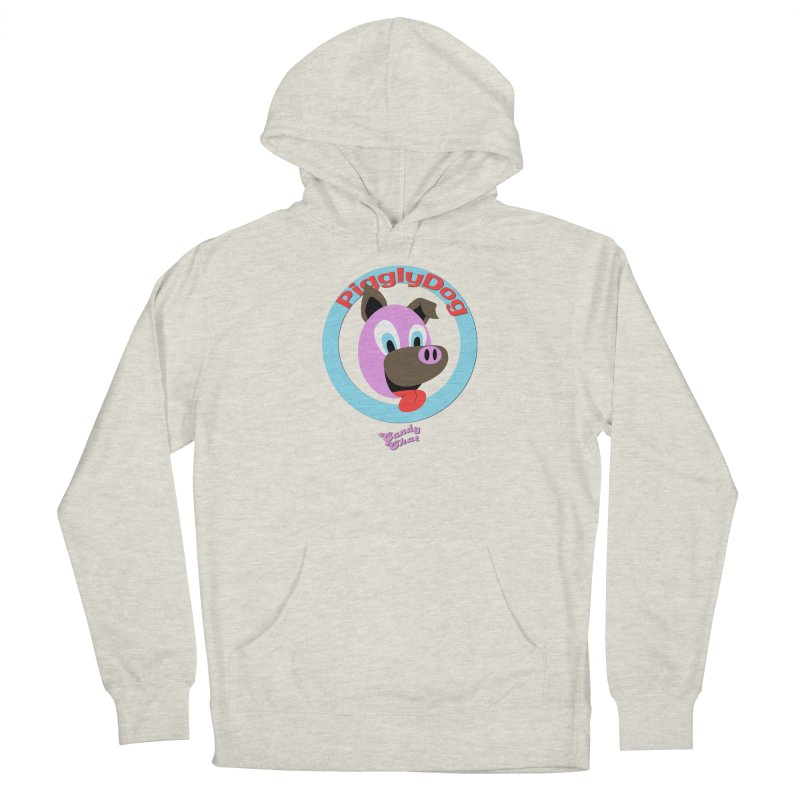 Piggly Dog Men's Pullover Hoody by Blurry Photos's Artist Shop