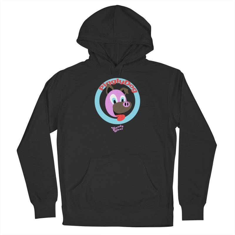Piggly Dog Women's Pullover Hoody by Blurry Photos's Artist Shop