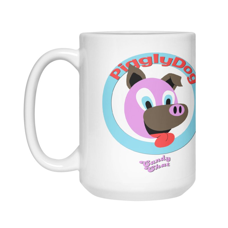 Piggly Dog Accessories Mug by Blurry Photos's Artist Shop