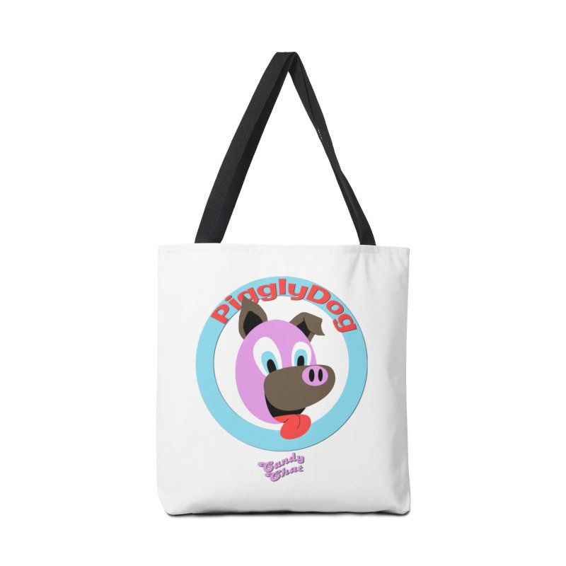 Piggly Dog Accessories Bag by Blurry Photos's Artist Shop
