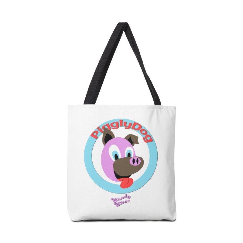 Piggly Dog Accessories Bag by Blurry Photos's Artist Shop