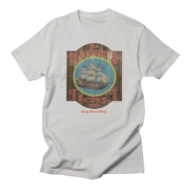 Haint & Ticket Pub Men's T-Shirt by Blurry Photos's Artist Shop