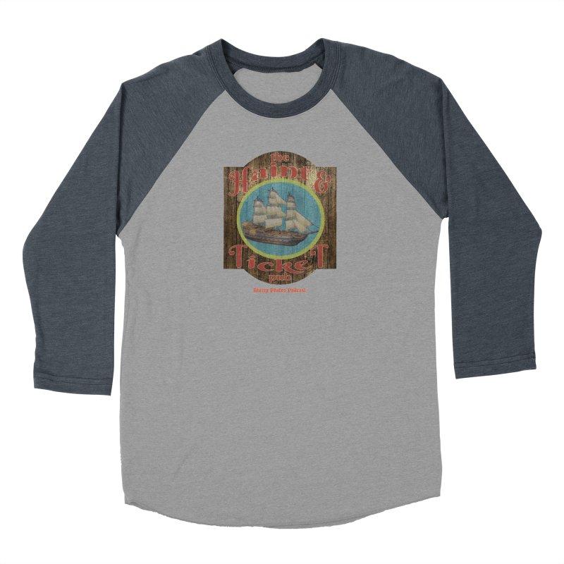 Haint & Ticket Pub Women's Baseball Triblend Longsleeve T-Shirt by Blurry Photos's Artist Shop