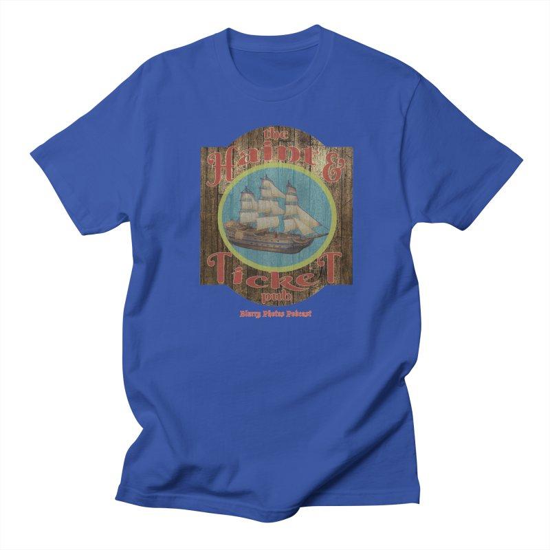 Haint & Ticket Pub Women's Regular Unisex T-Shirt by Blurry Photos's Artist Shop