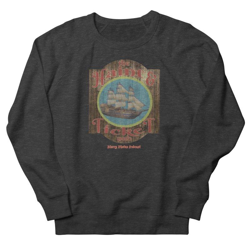 Haint & Ticket Pub Men's Sweatshirt by Blurry Photos's Artist Shop