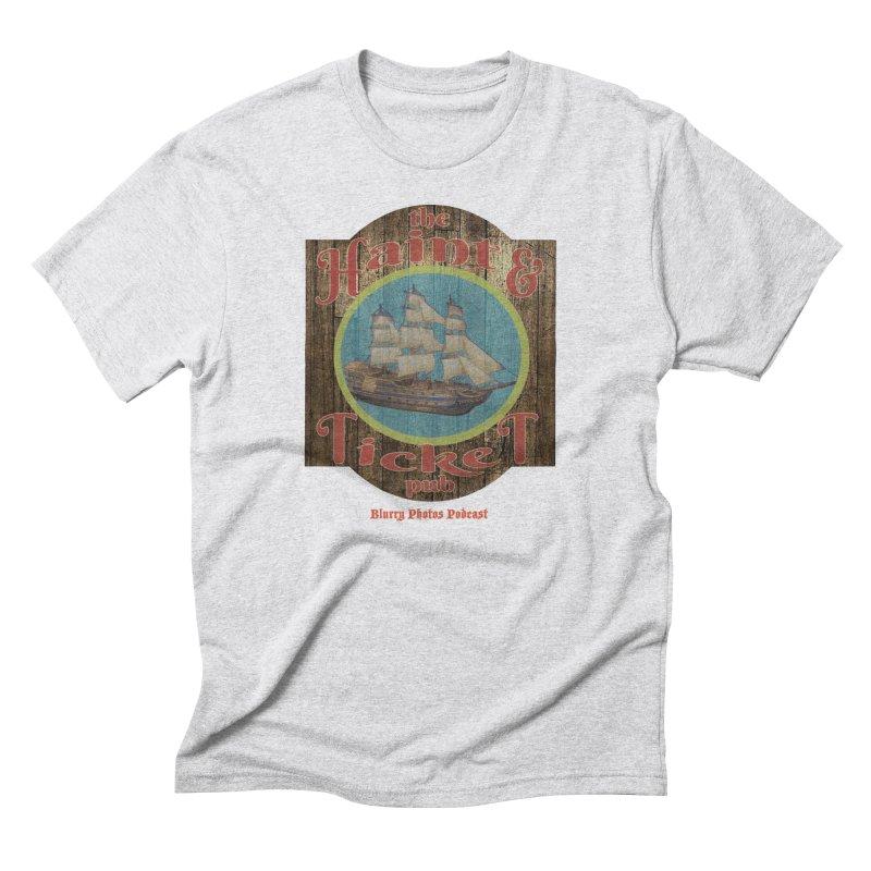 Haint & Ticket Pub Men's Triblend T-Shirt by Blurry Photos's Artist Shop