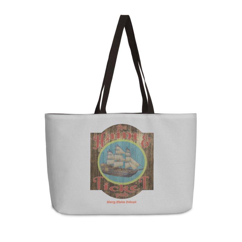 Haint & Ticket Pub Accessories Bag by Blurry Photos's Artist Shop