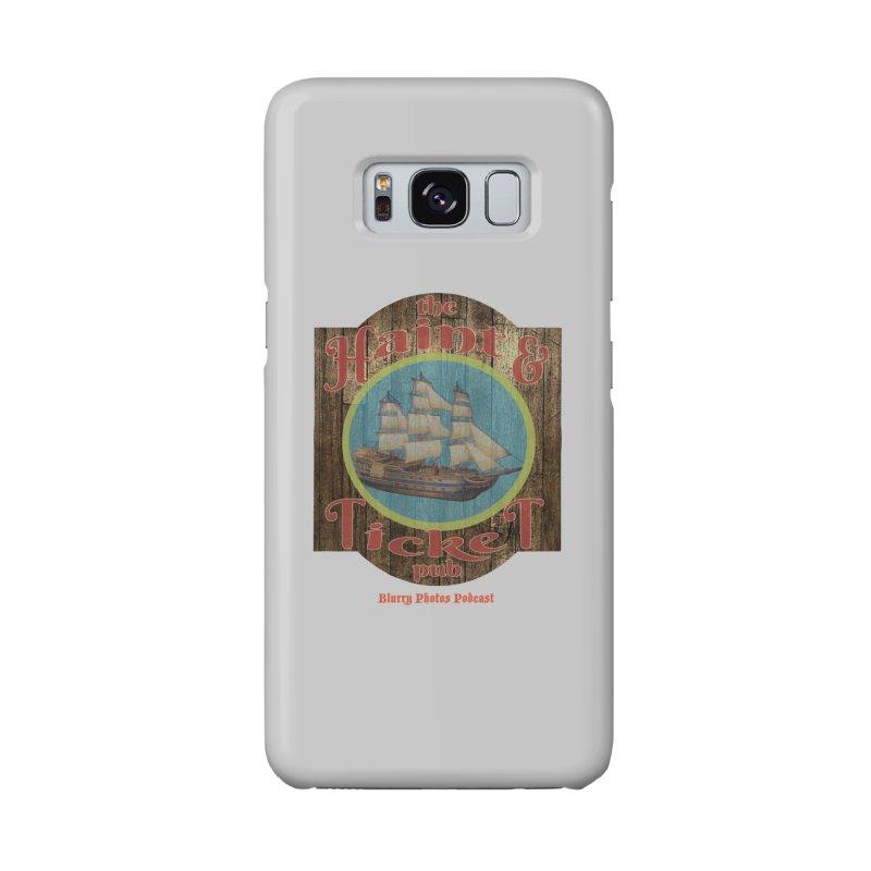 Haint & Ticket Pub Accessories Phone Case by Blurry Photos's Artist Shop