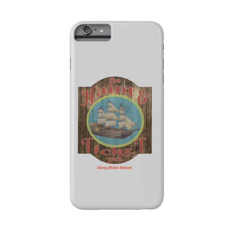 Haint & Ticket Pub Accessories Phone Case by Blurry Photos's Artist Shop