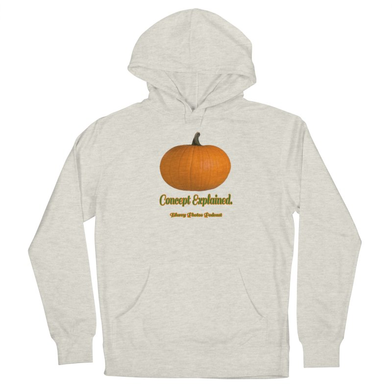 Pumpkin Explanation Women's Pullover Hoody by Blurry Photos's Artist Shop
