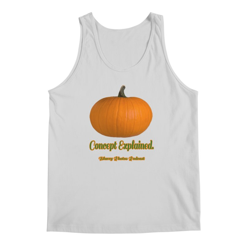 Pumpkin Explanation Men's Regular Tank by Blurry Photos's Artist Shop