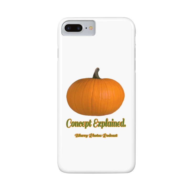 Pumpkin Explanation Accessories Phone Case by Blurry Photos's Artist Shop
