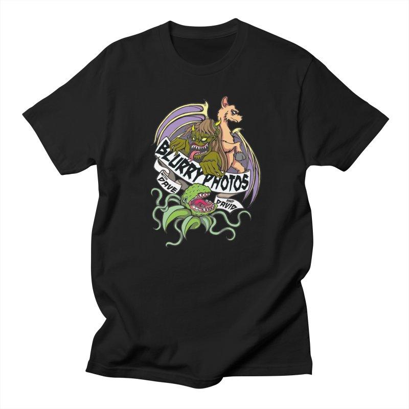 Color Logo Men's T-Shirt by Blurry Photos's Artist Shop