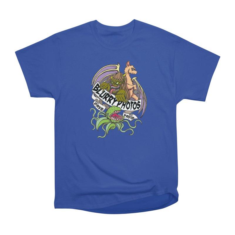 Color Logo Men's Heavyweight T-Shirt by Blurry Photos's Artist Shop