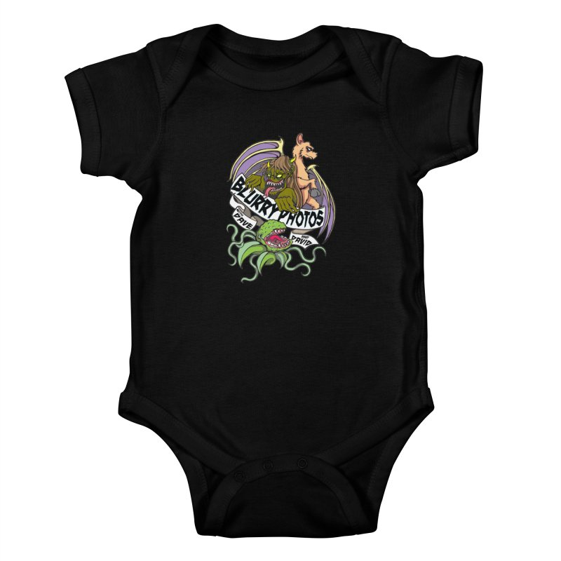 Color Logo Kids Baby Bodysuit by Blurry Photos's Artist Shop