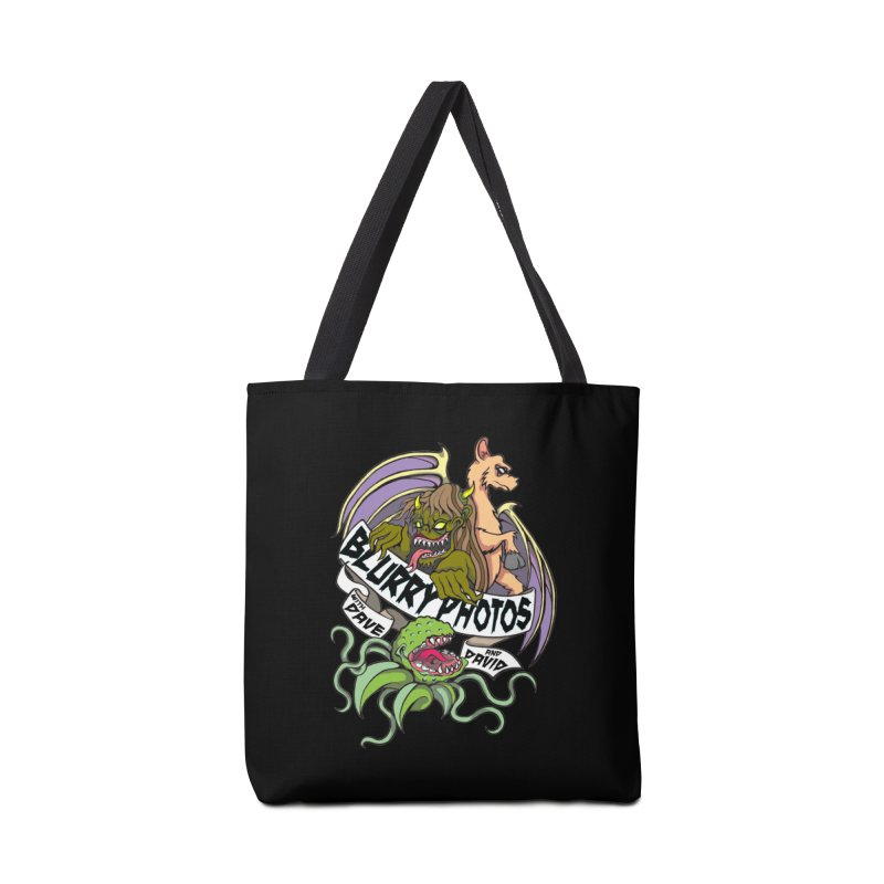 Color Logo Accessories Bag by Blurry Photos's Artist Shop