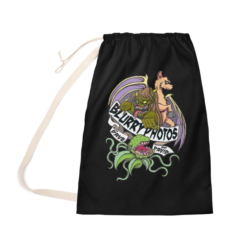 Color Logo Accessories Bag by Blurry Photos's Artist Shop