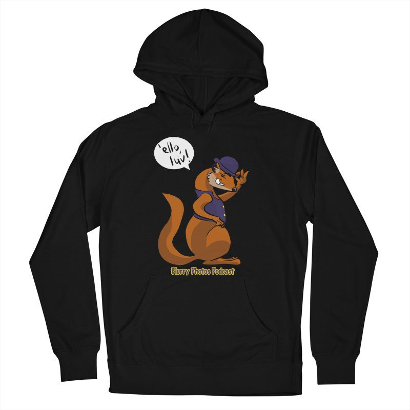 Gef Men's French Terry Pullover Hoody by Blurry Photos's Artist Shop