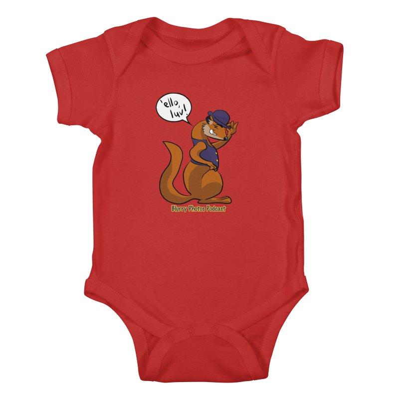 Gef Kids Baby Bodysuit by Blurry Photos's Artist Shop