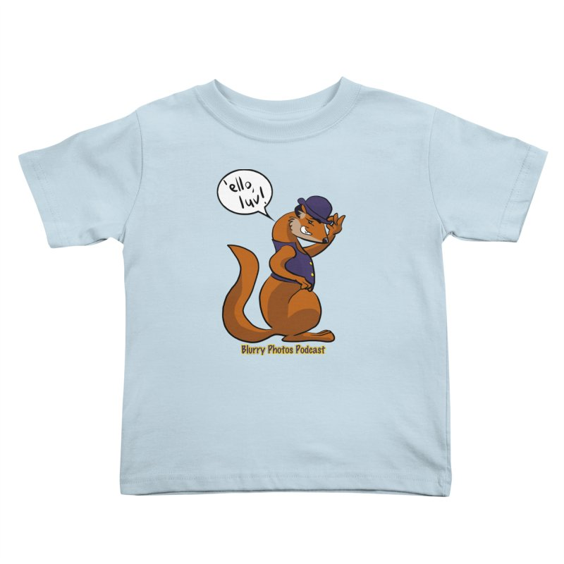 Gef Kids Toddler T-Shirt by Blurry Photos's Artist Shop