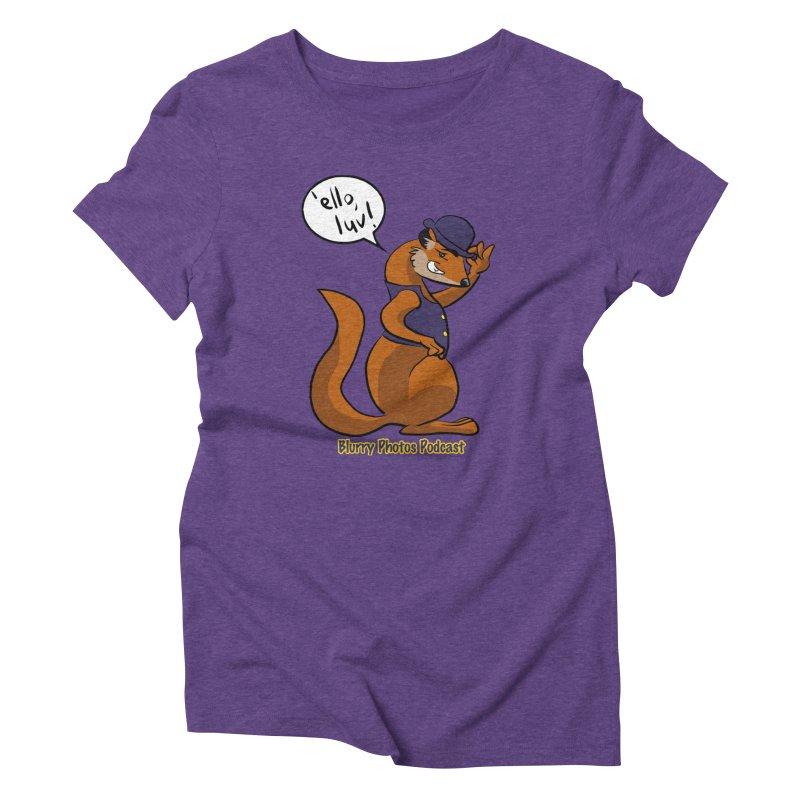 Gef Women's T-Shirt by Blurry Photos's Artist Shop