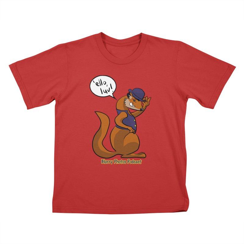 Gef Kids T-Shirt by Blurry Photos's Artist Shop