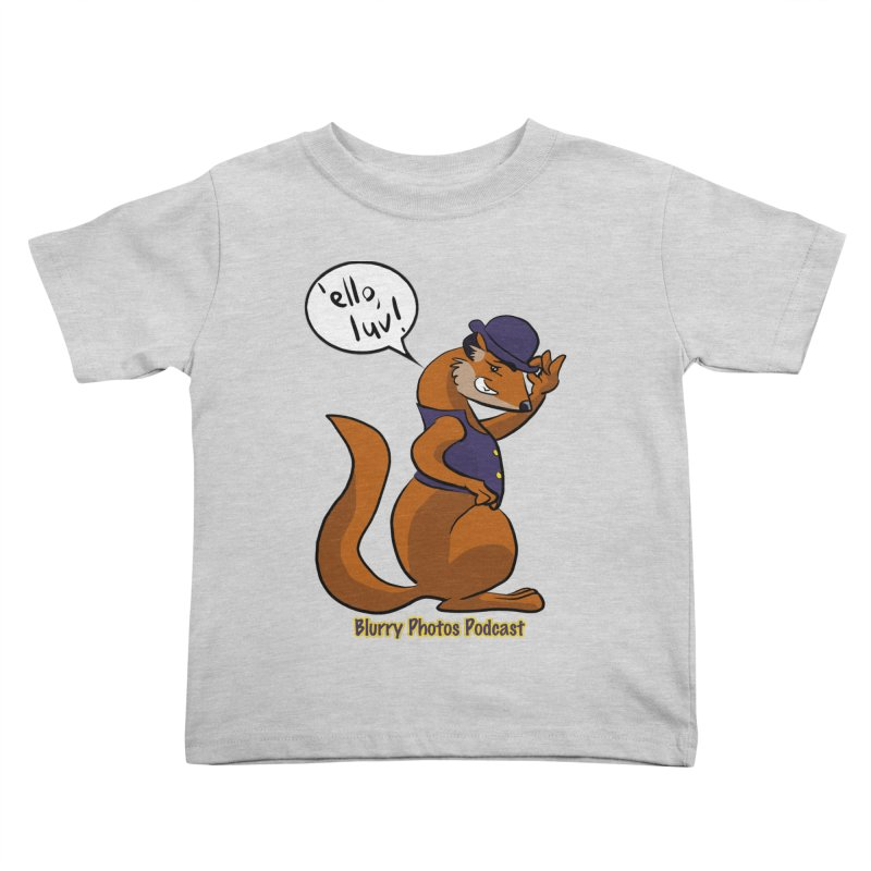 Gef Kids Toddler T-Shirt by Blurry Photos's Artist Shop