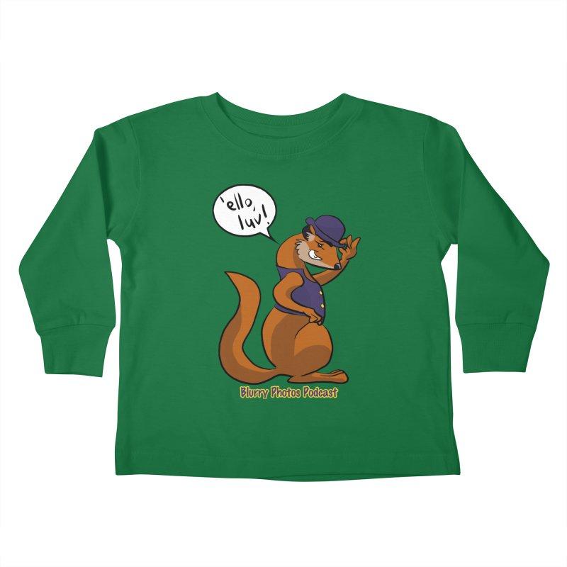 Gef Kids Toddler Longsleeve T-Shirt by Blurry Photos's Artist Shop