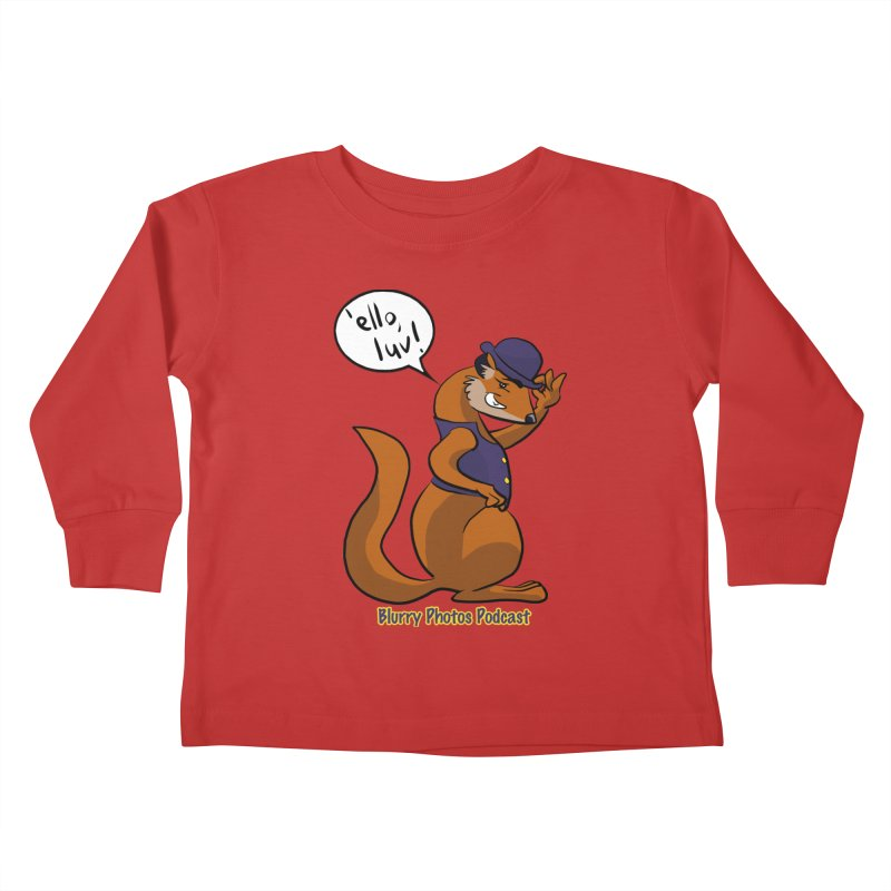 Gef Kids Toddler Longsleeve T-Shirt by Blurry Photos's Artist Shop