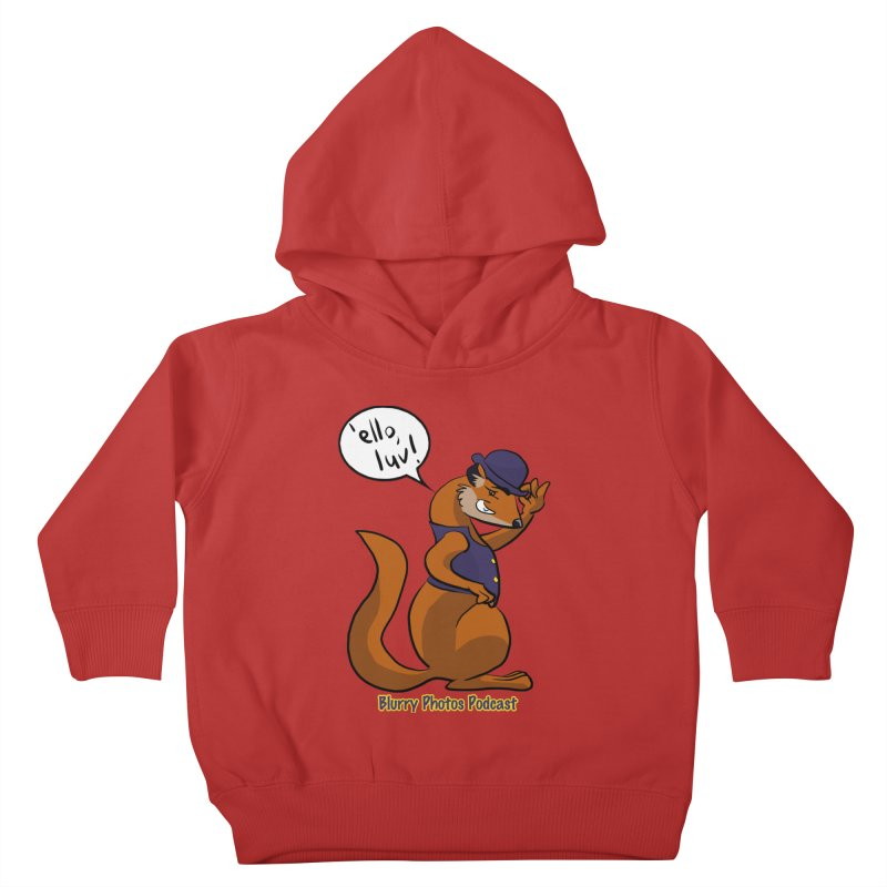Gef Kids Toddler Pullover Hoody by Blurry Photos's Artist Shop